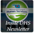 Button for Inside DHS Newsletter