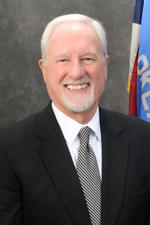 Ed Lake, Director for the Oklahoma Department of Human Services