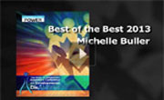 2013 DDSD Best of the Best award winner, Michelle Buller