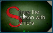 Share the Season with Seniors Video