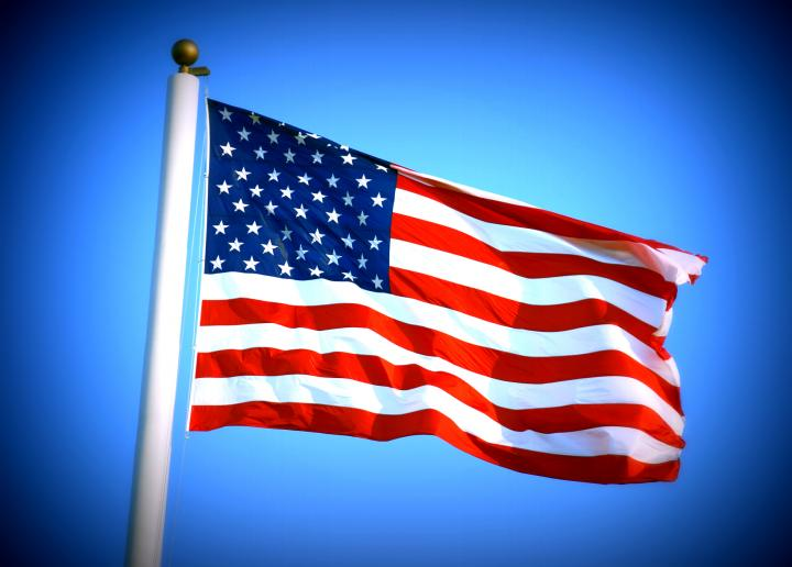 Image of USA flag